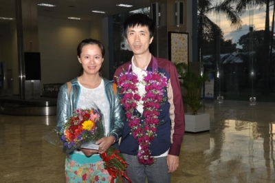 Sri Lanka Tourism welcomes 100,000th Chinese Tourist of year 2014
