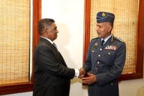 Omani NDC delegation meets Secretary
