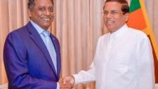 Sri Lanka and Seychelles to jointly fight drug menace
