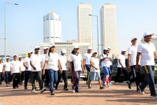 Sports and Physical Health promotion program for MOD staff