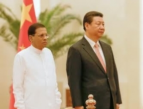 China affirms fullest cooperation to new Sri Lankan Govt's initiatives