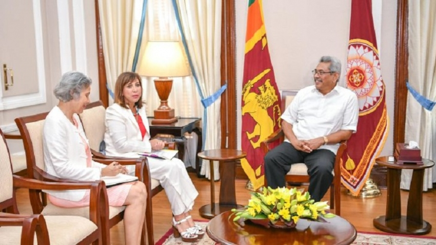 UN Resident Coordinator delighted with President's sustainable development programs