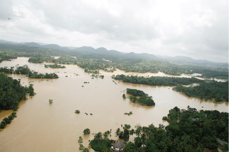 SLAF assists flood victims