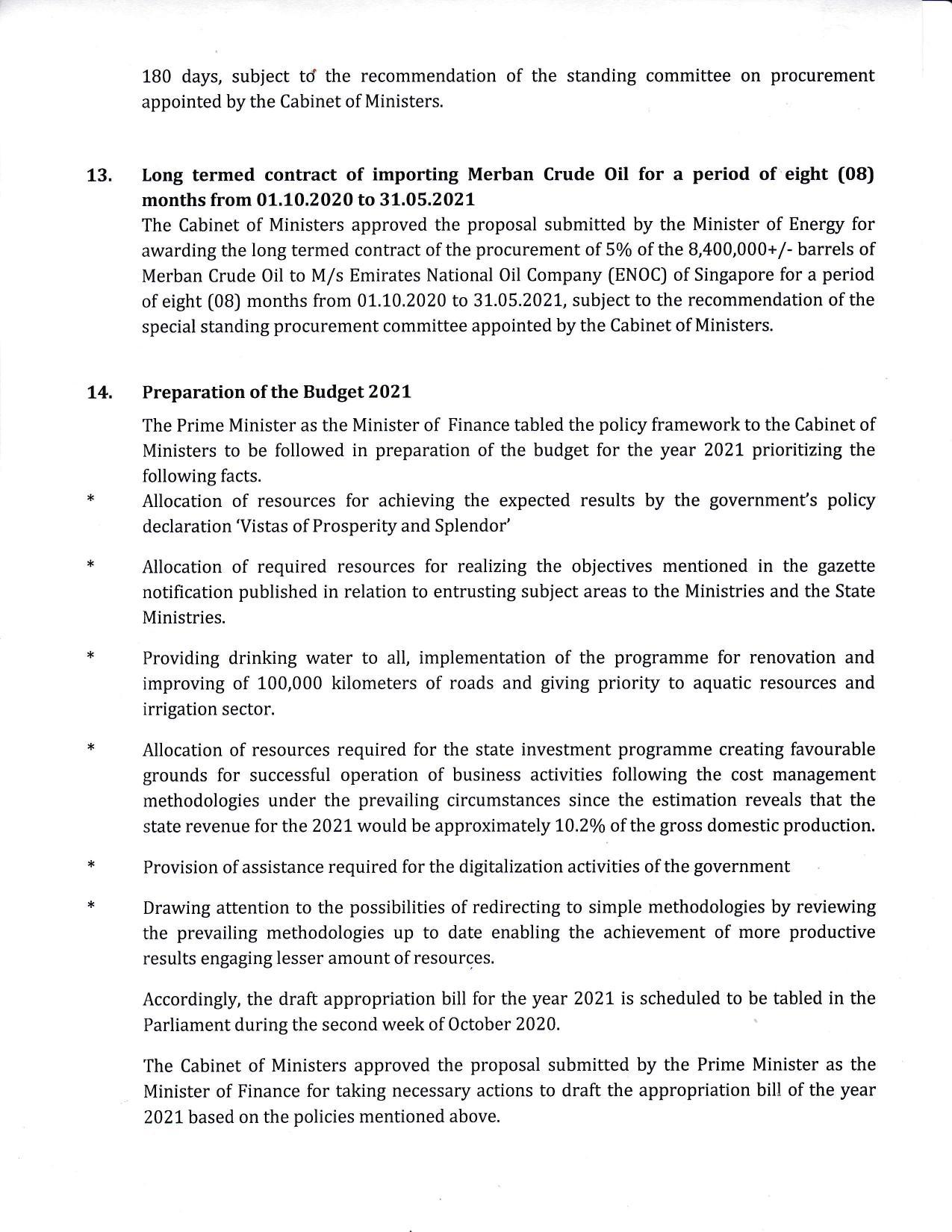 Cabinet Decision English on 16.09.2020 page 005