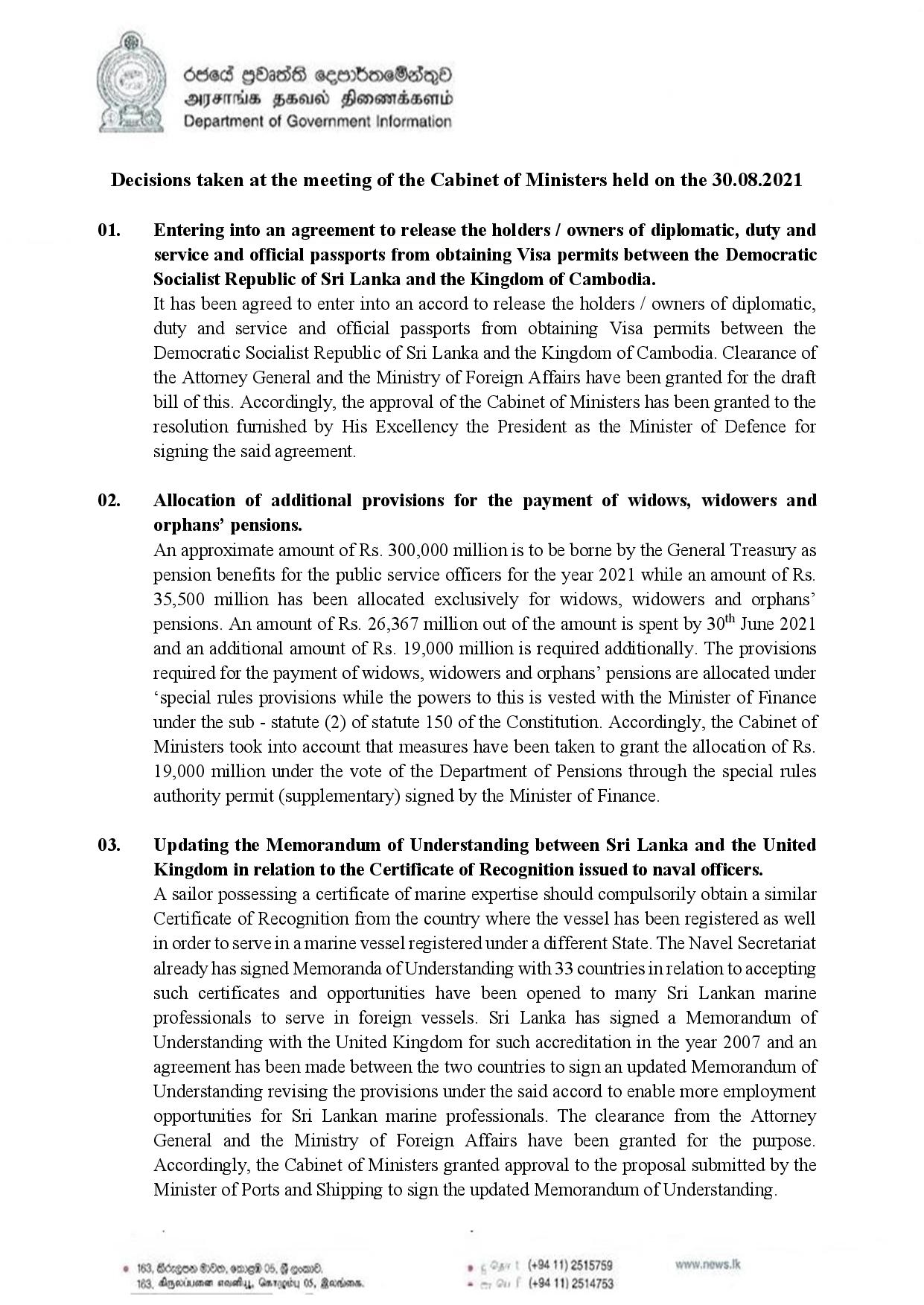 Cabinet Decision on 30.08.2021English page 001