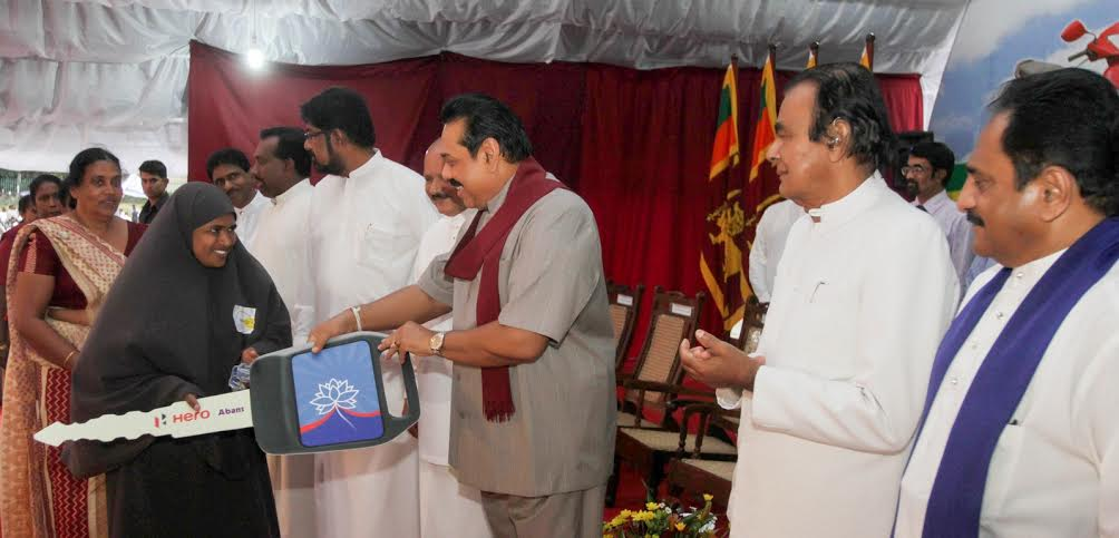 President in Kandy