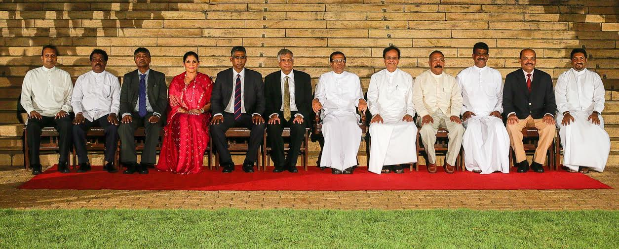 State Ministers