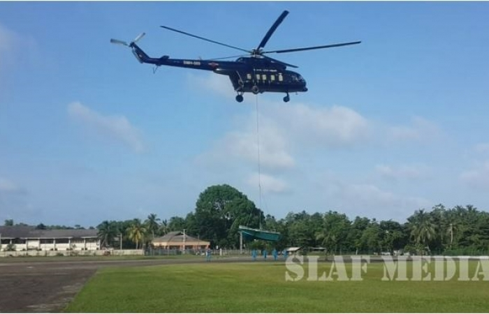SLAF assists flood victims_4