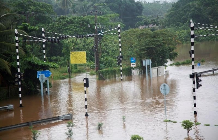 Affected in Galle District