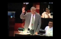 Speech of PM Ranil Wickramasingha at Parliament  17-03-2015