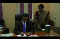 Karunarathna Paranavithana assumed duties as the Secretary to the Ministry of Mass Media
