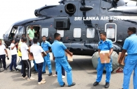 Donation Delivering & Unloading Rathmalana to Rathnapura & Ayagama_5