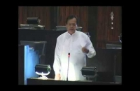 Budget 2015 Hon  Minister Nandimithra Ekanayaka Speech Nov 17