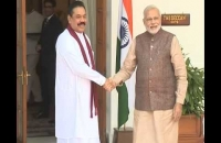 Bilateral With Naredra Modi