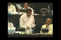 Budget 2015 Hon  Minister S B  Disanayaka Speech Nov 17