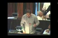 Budget 2015 Hon  Minister Rohith Abegunawardhana Speech Nov 12