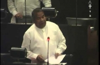 Budget 2015 Hon Minister Gunaratna Weerakoon Speech Nov 13