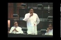 Budget 2015 Hon  Minister Kumara Welgama Speech Nov 20