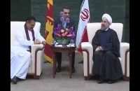 Bilerteral discussion with Iran President