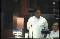 Budget 2015 Hon Minister Dullas Alahapperuma Speech Nov 13