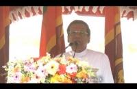 New President Maithripala Sirisena's Address to the Nation