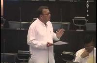 Hon Mahinda Samarasingha. parliament 18 06 2014