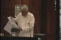 PM A.H.M.Azwar at the parliament