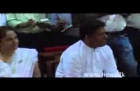 Hon. media minister gayantha karunathilaka visit to kandy