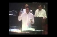 Hon Sajith premadasa 2015 11 26