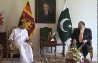 President of Sri Lanka and Prime Minister of Pakistan