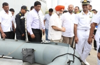 Second Indian ship with relief goods arrive_5