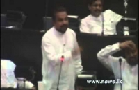 Hon: Wimal weerawansha budget2015 (2014-11-24)