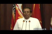 President Appoints New Cabinet of Ministers. H.E. speech