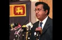 Hon. Anura priyadarshana yapa at S.L.A.F press briefing 2014 12 15