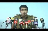 police media spokesmen Ajith rohana at press 2014 -12-12