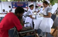 MEDICAL CAMP  at CAMPBELL GROUND (2014-12-29)