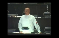 Budget 2015 Hon  Minister Reginald Cooray Speech Nov 18