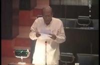 Hon  W. Gunasekara. parliament 18 06 2014