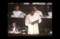 Budget Speech 2016 20 11 2015 Minister Ravi Karunanayaka