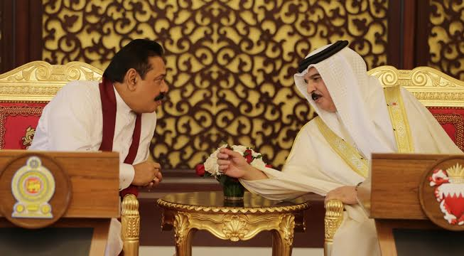 Sri Lanka and Bahrain Hold Bilateral Discussions 1