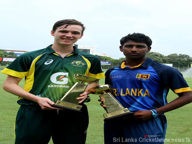 Aus U19  SL U19 final matchIMG 8908