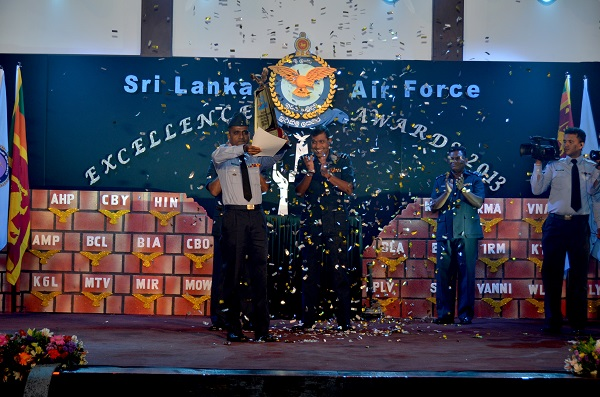 Air Force Excellence Award 2013 3