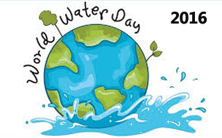 World Water Day Logo 2016