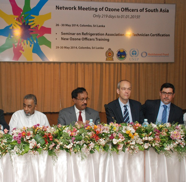 South Asia Ozone Officers Network 3