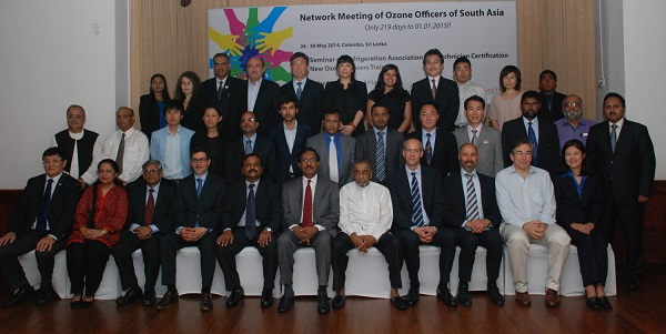 South Asia Ozone Officers Network 4