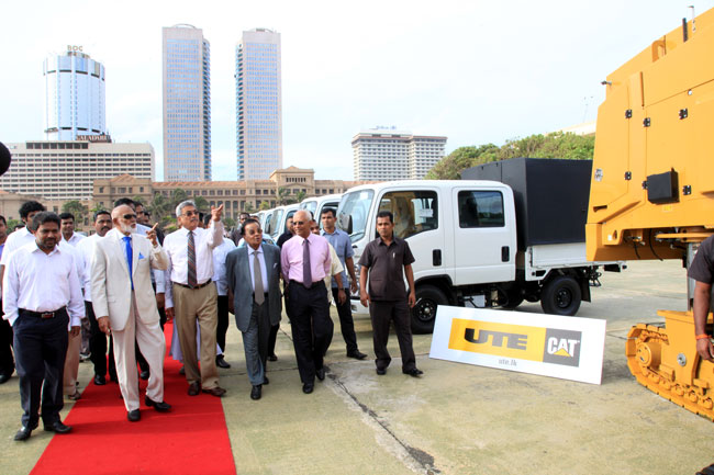 New Utility Vehicles handed over to the Colombo-Municipal Council 03