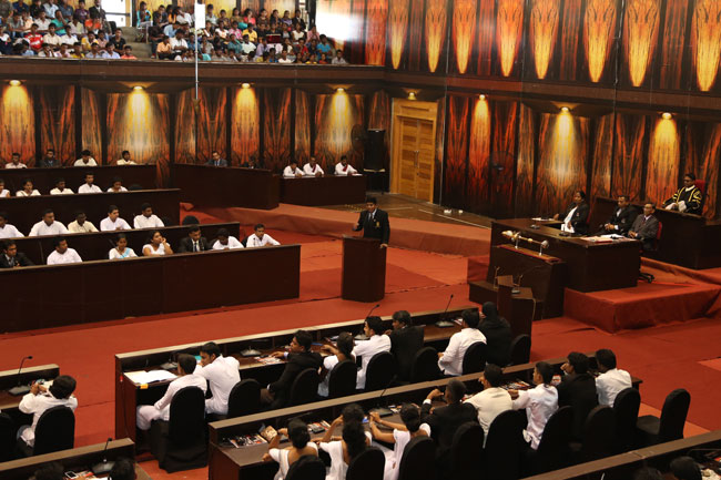 Sri Lanka Youth Parliament 4