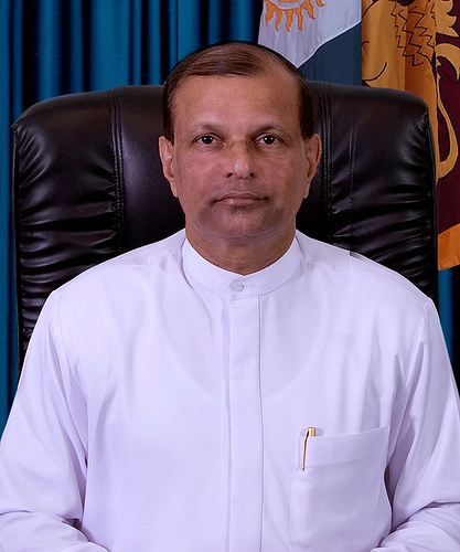 GA Chandrasiri governer