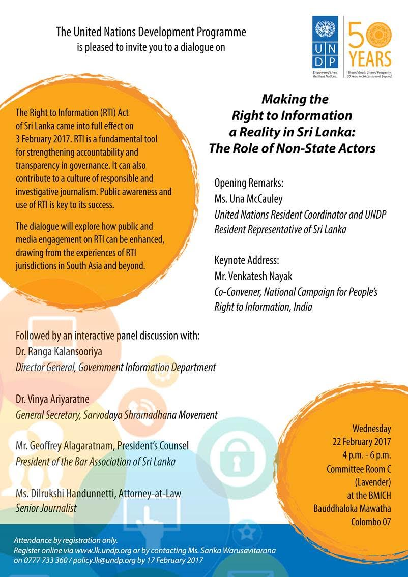 the role of non state actors in