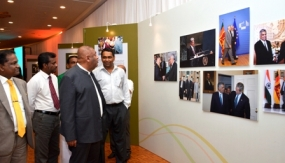 'It is a timely exhibition' – Minister Samaraweera